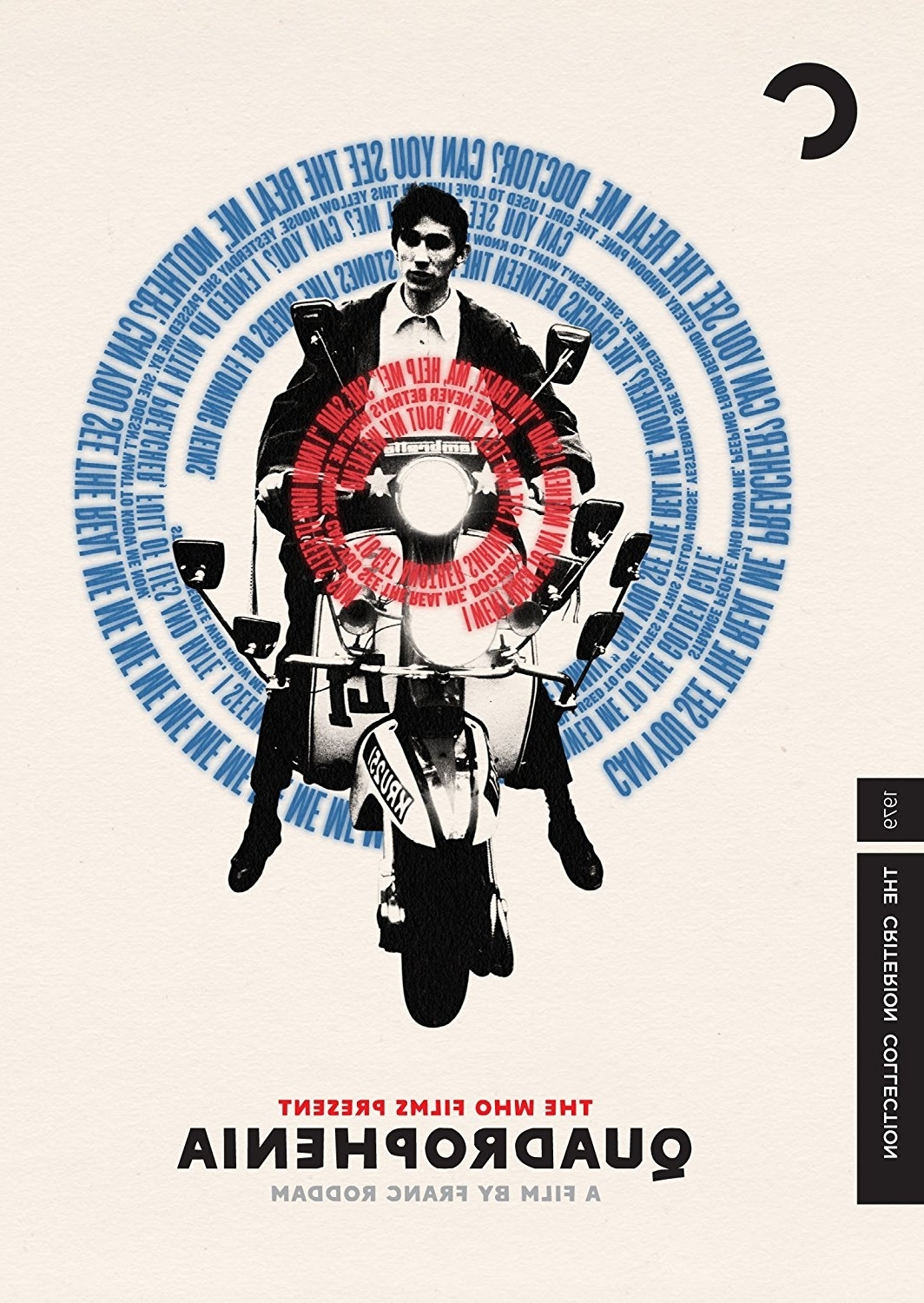 Amazon: Quadrophenia (Criterion Collection): Phil Daniels Pertaining To Widely Used Quadrophenia Wall Art (View 3 of 15)