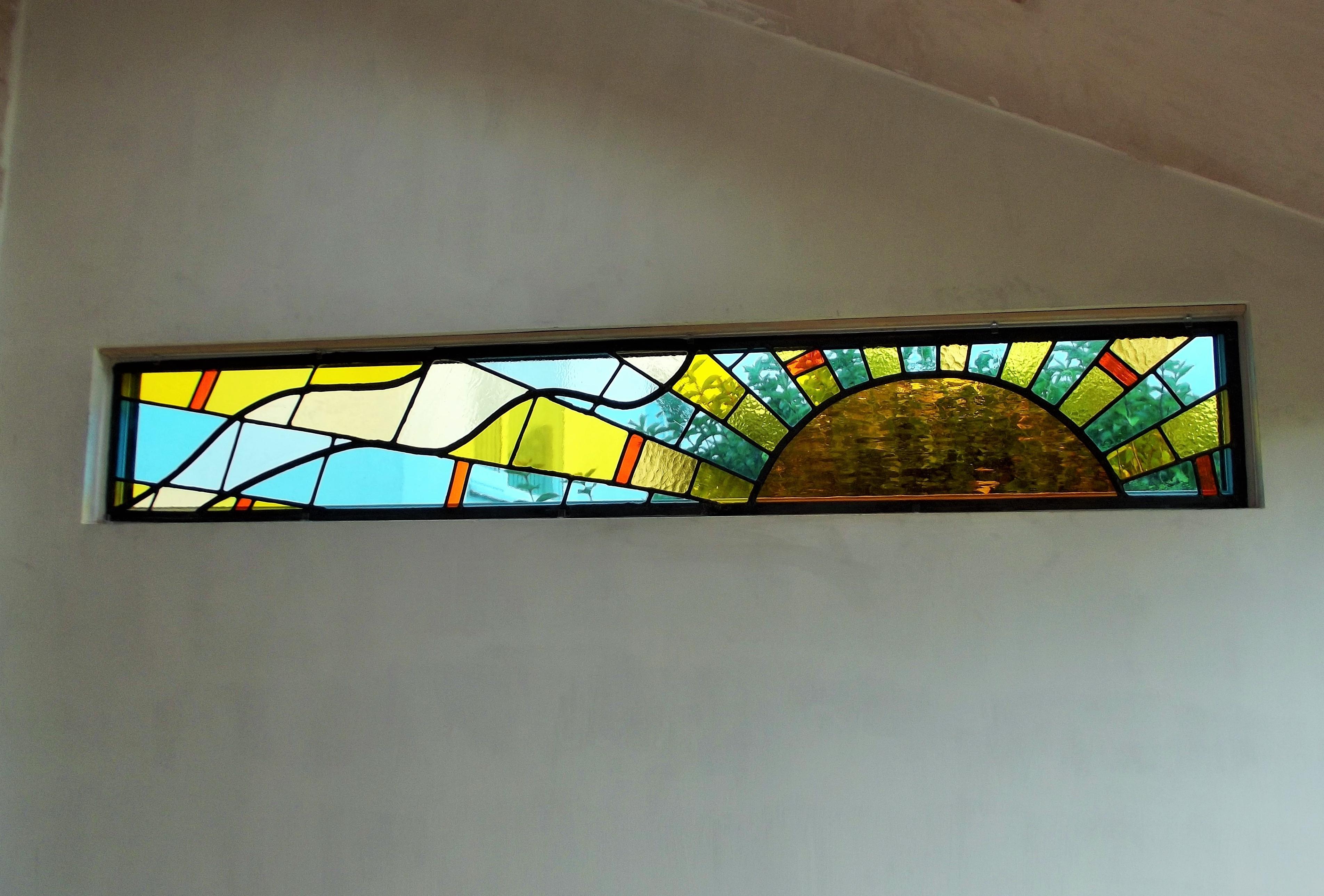 Amyorangejuice's Blog Regarding Current Fused Glass Wall Art Devon (View 5 of 15)