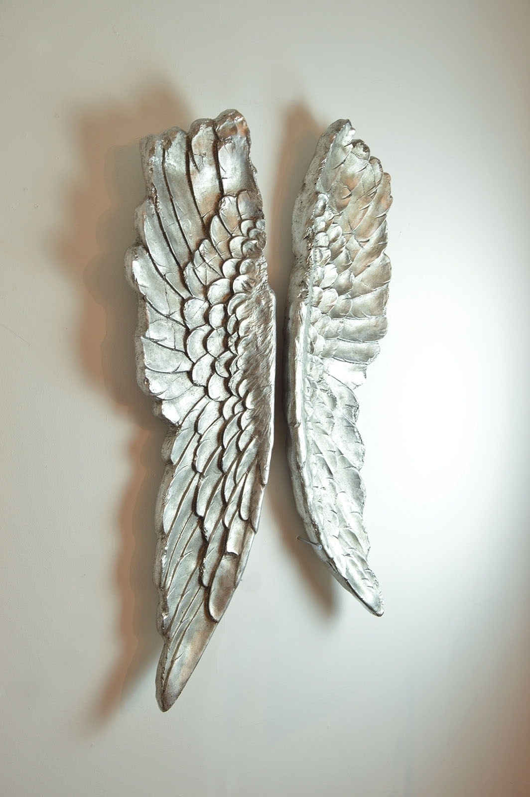 Angel Wings Wall Art With Regard To Current Angel Wings Wall Decor Ideas (View 4 of 15)