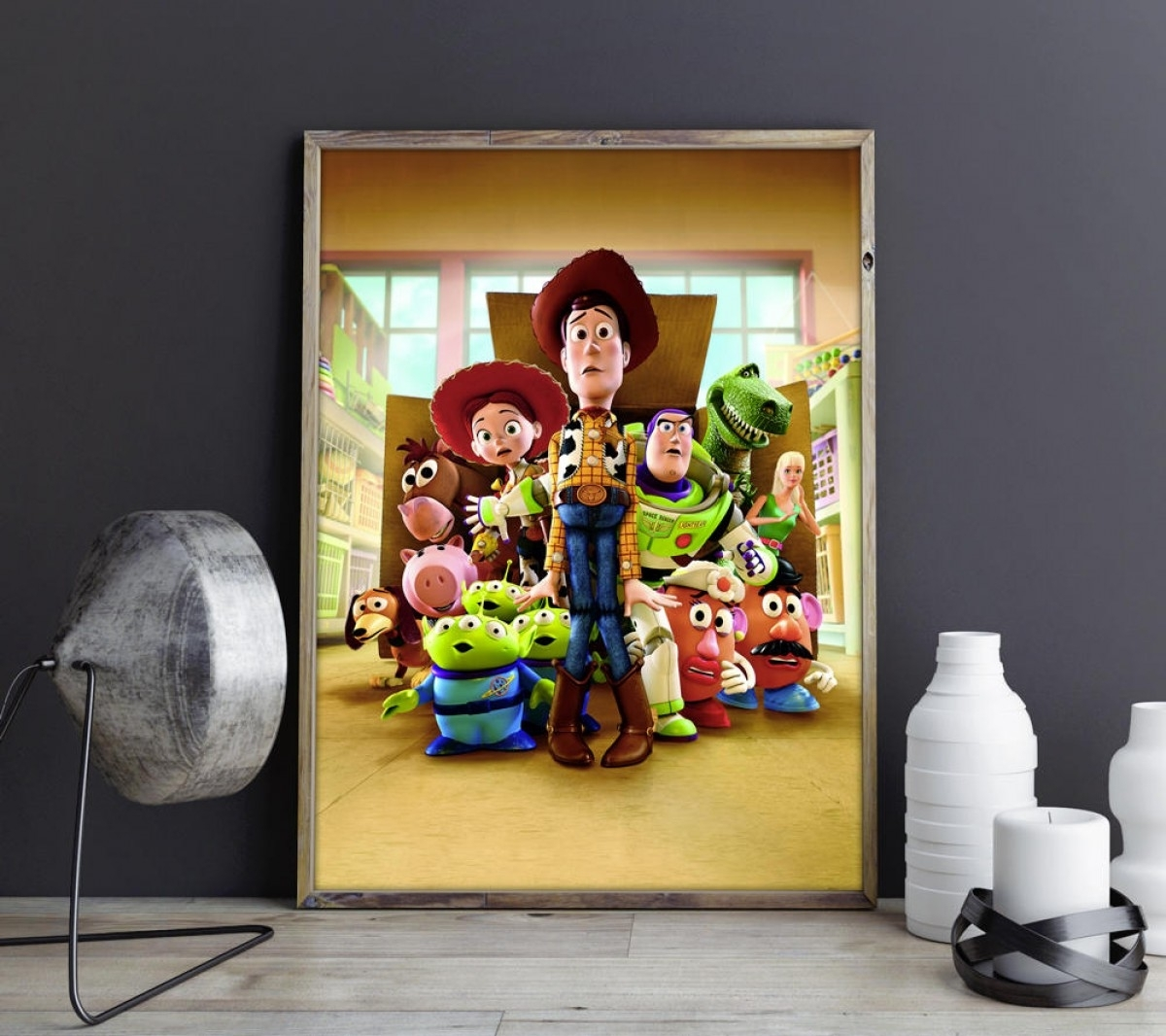 Ardiafm For Newest Toy Story Wall Art (View 5 of 15)