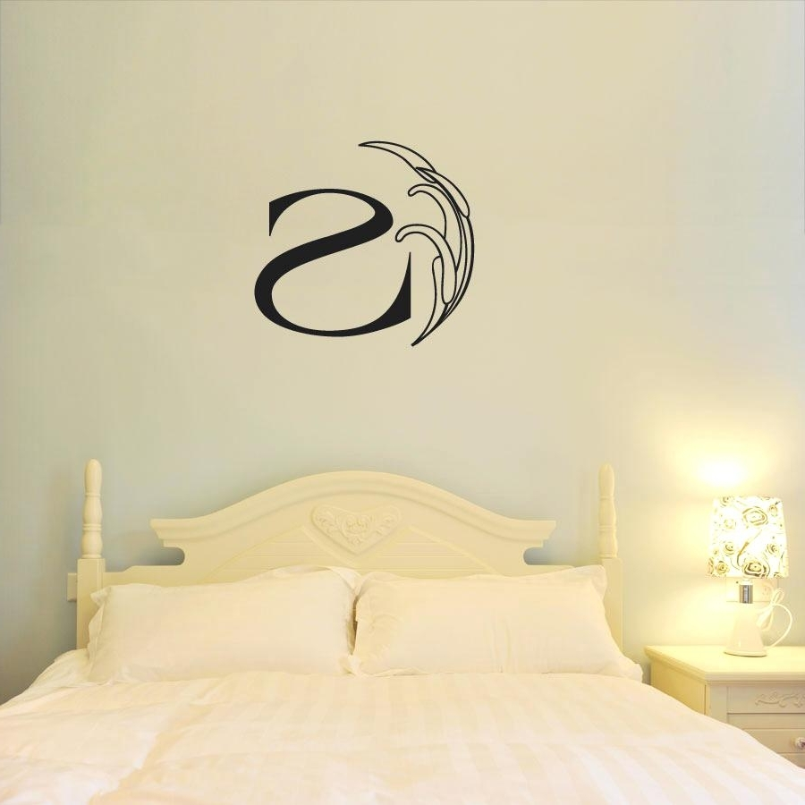 Photos of Art Nouveau Wall Decals (Showing 1 of 15 Photos)