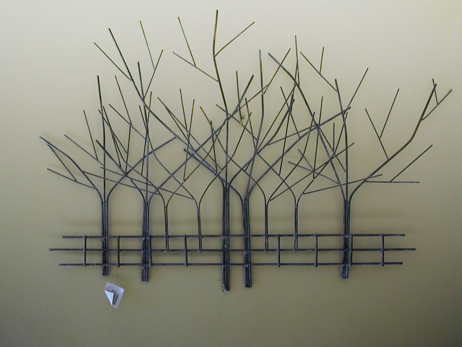 Art Sculptures For Home, Metal Tree Wall Art Metal Wall Art Pertaining To Most Up To Date Metal Tree Wall Art Sculpture (View 6 of 15)
