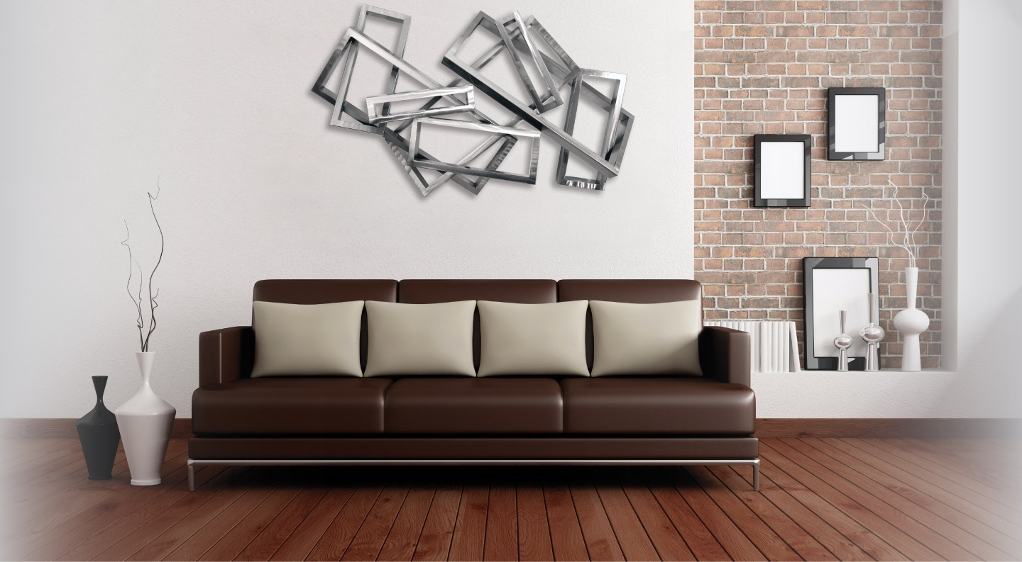 Artisan House Metal Wall Art Throughout Newest Home Page (View 7 of 15)