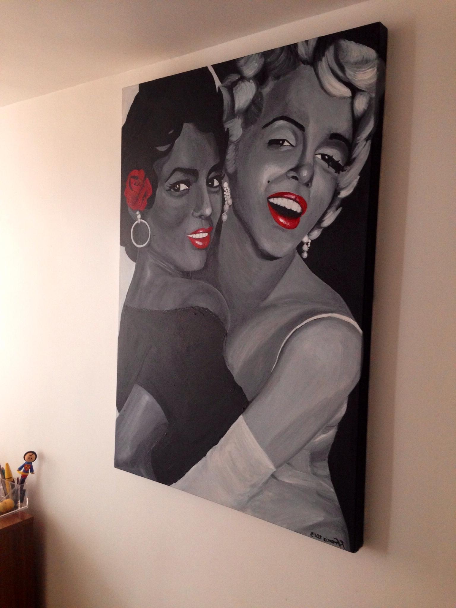 Featured Photo of Dorothy Dandridge Wall Art