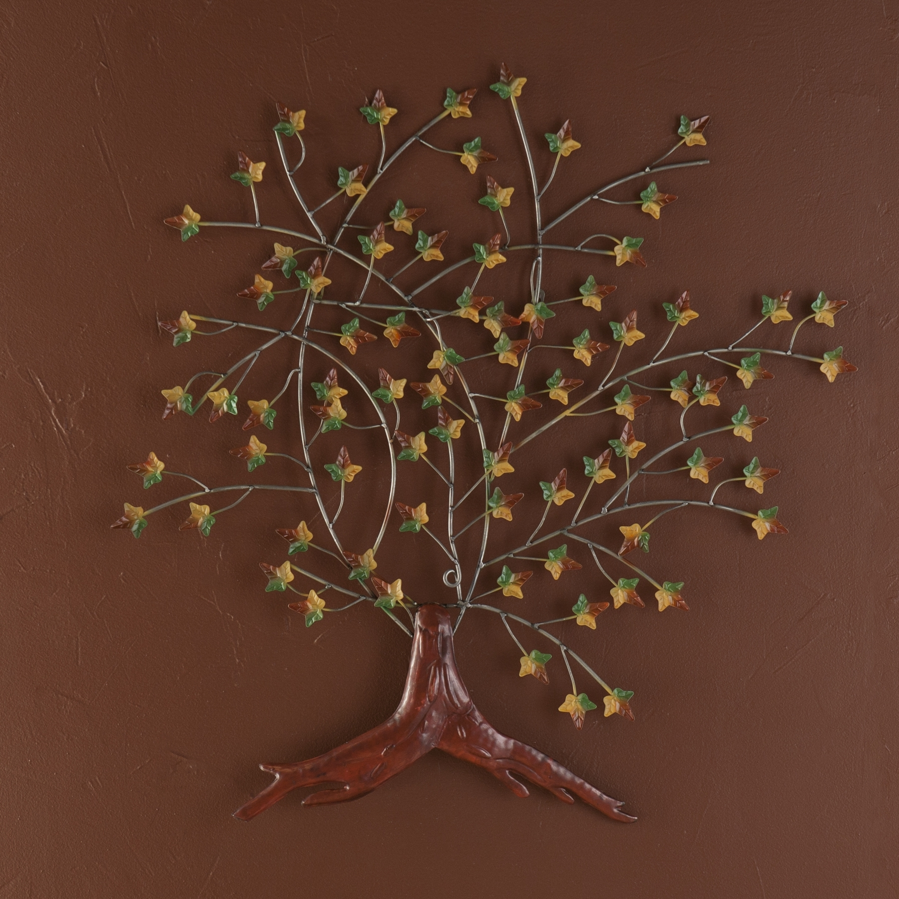 Autumn Tree Wall Art Within Current 3D Tree Wall Art (View 5 of 15)