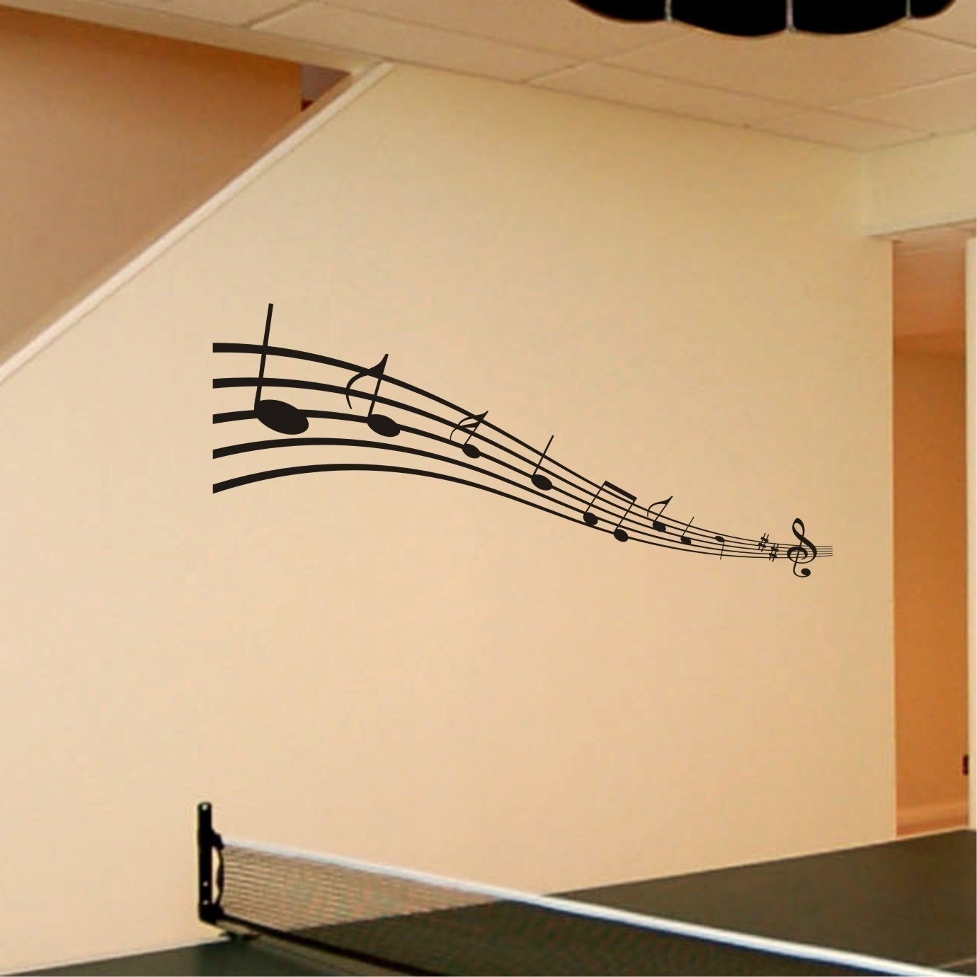 15 The Best Metal Music Notes Wall Art
