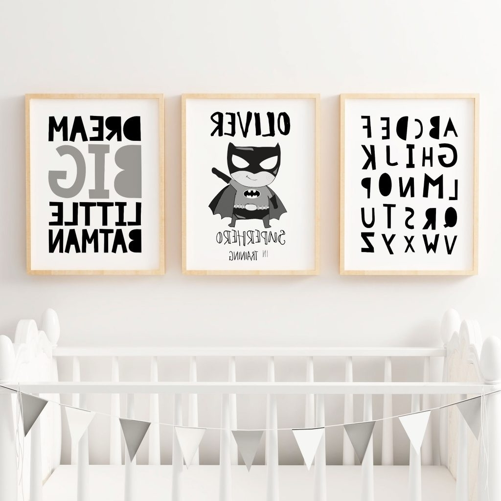 Baby Nursery ~ Magnificent Nursery Wall Art Prints Baby Boys Girls  Regarding Popular Canvas Prints For