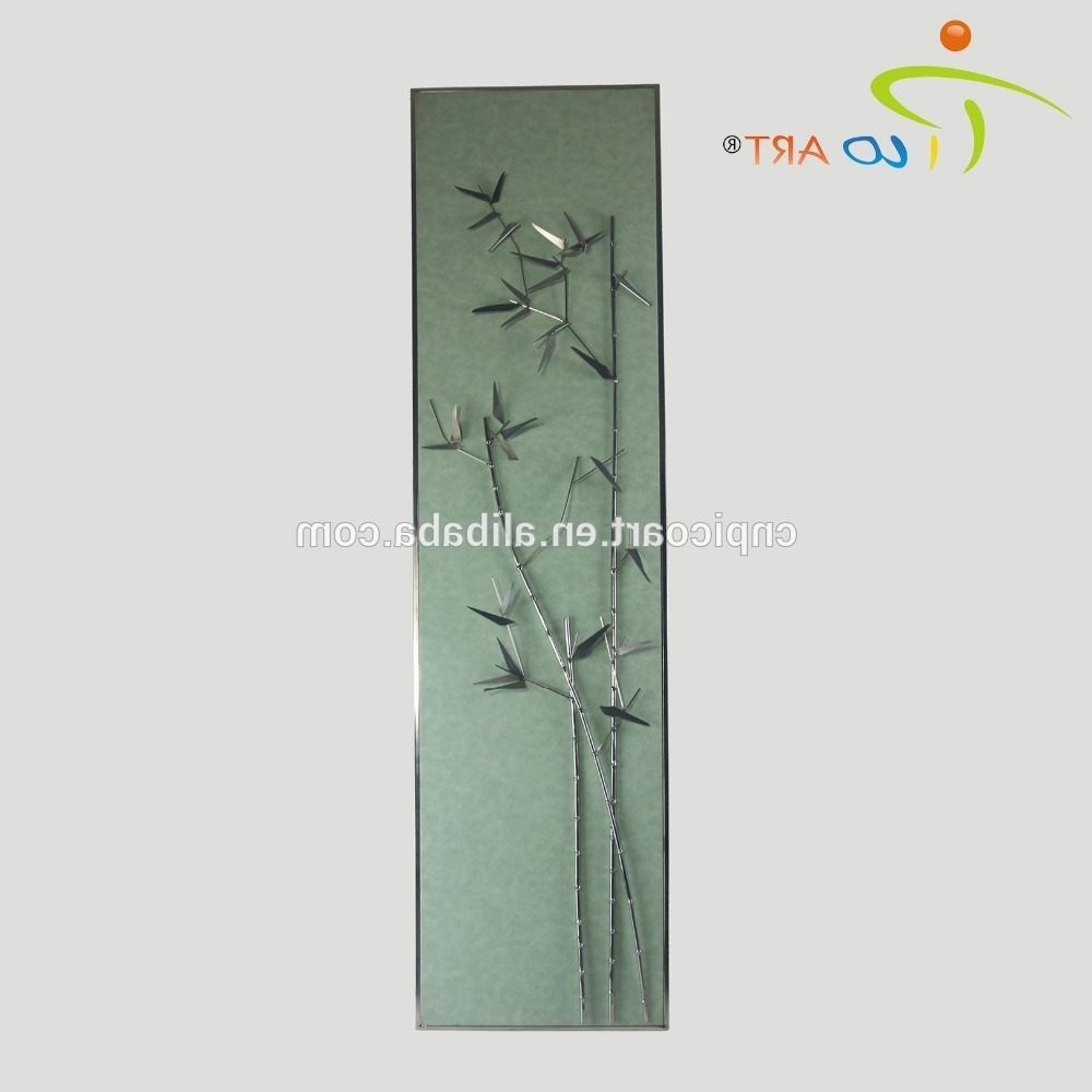 Bamboo Metal Wall Art Wholesale, Wall Art Suppliers – Alibaba Inside Fashionable Bamboo Metal Wall Art (View 6 of 15)