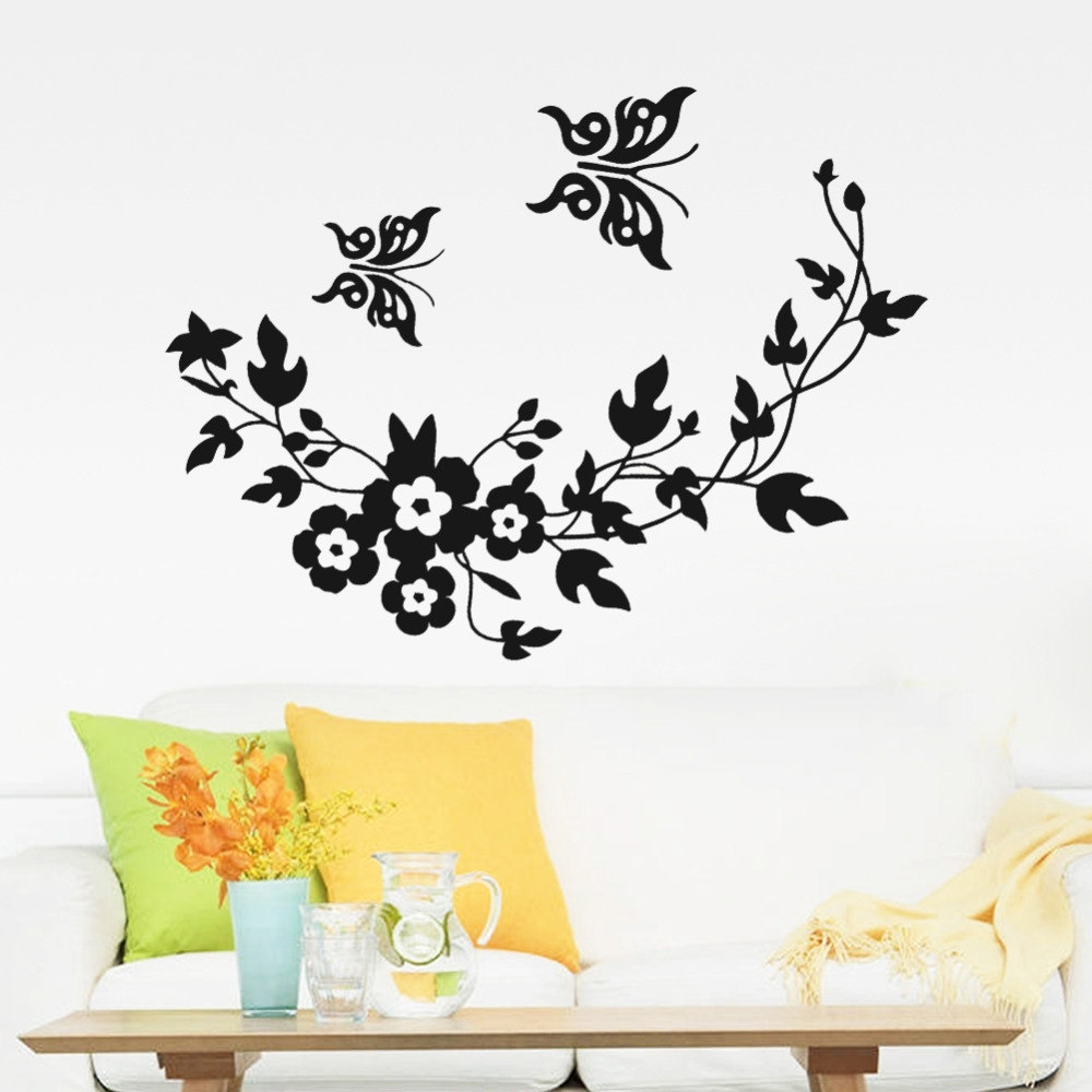 Bangalore 3D Wall Art In Well Known Stickers For Home Decoration Tags : Stickers For Home Decoration (View 6 of 15)