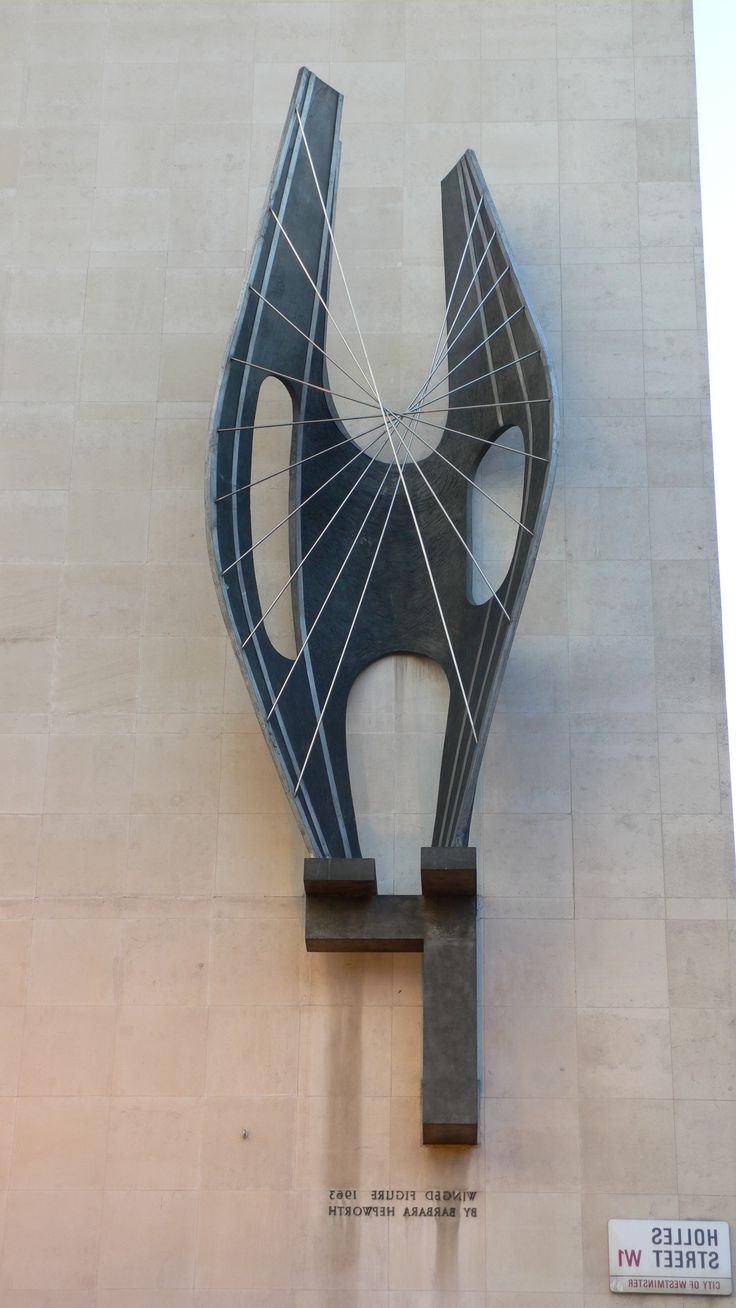 Barbara Hepworth With John Lewis Abstract Wall Art (View 3 of 15)