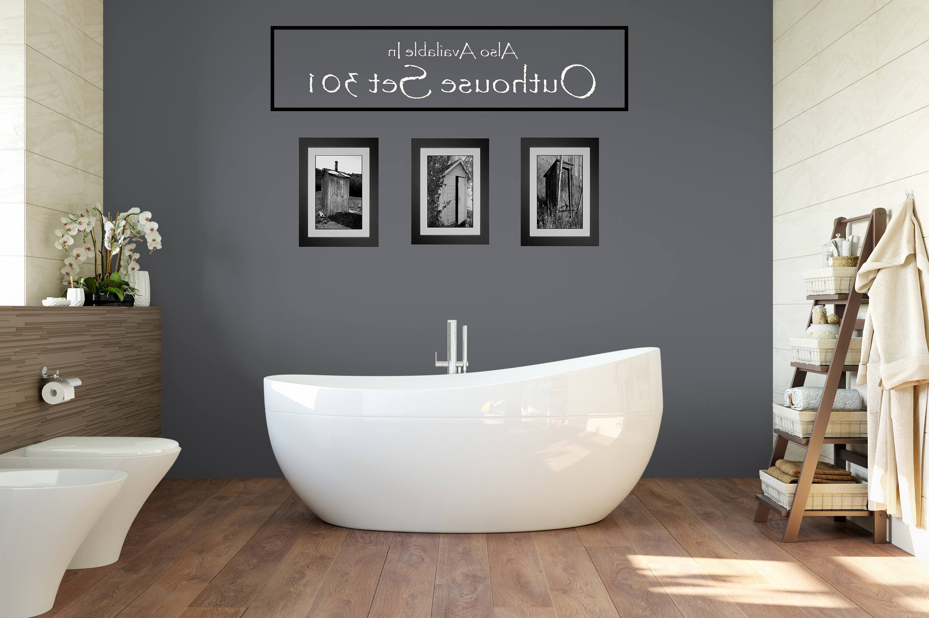 Bathrooms Design : Best Bathroom Posters Bath Wall Art Bathroom Intended For Most Current Red Bathroom Wall Art (View 13 of 15)