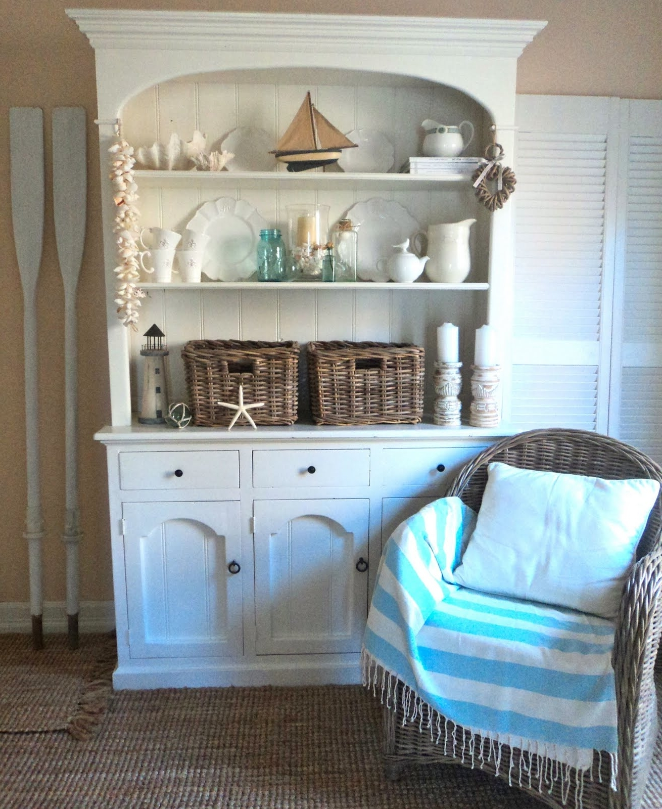 Beach Cottage Wall Decors For Preferred Beach Cottage Decor Style (View 3 of 15)