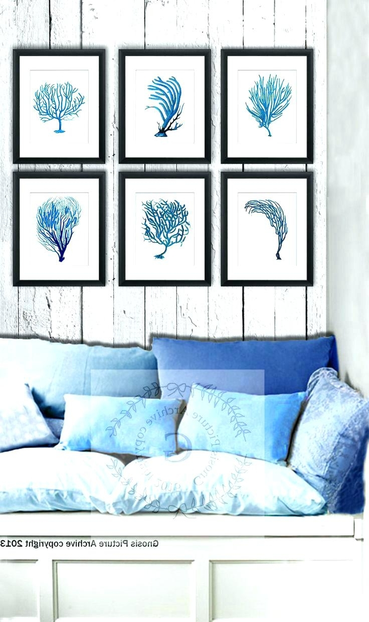 Beach Themed Wall Art Throughout 2017 Wall Arts Diy Beach Themed Wall Art Sea Themed Wall Art Abstract (View 5 of 15)