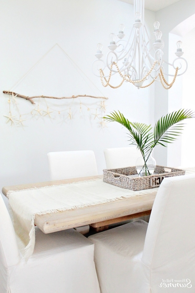 Beachy Boho Diy Driftwood Wall Hanging – Sand And Sisal Pertaining To Recent Driftwood Wall Art (View 1 of 15)