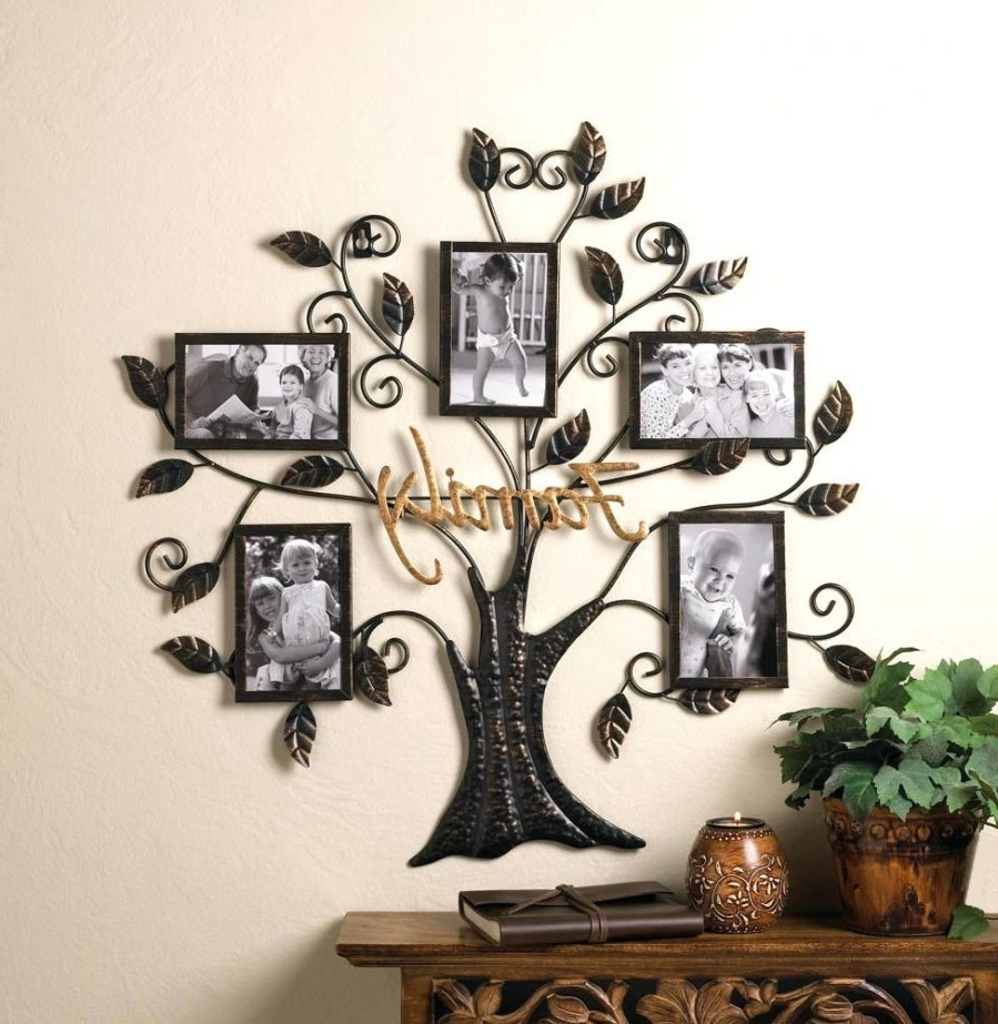 Bed Bath And Beyond 3D Wall Art With 2018 Family Tree Wall Art Ideas • Walls Ideas (View 4 of 15)