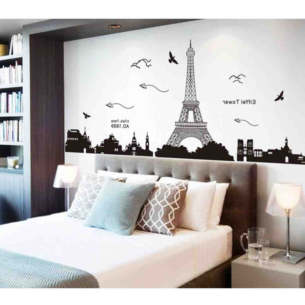 Bed Wall Art Throughout Most Recently Released Bedroom Wall Decor Ideas – Safetylightapp (View 4 of 15)