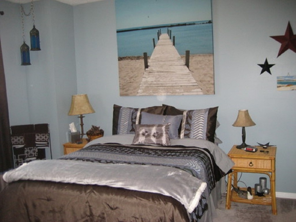 Bedroom Beach Wall Decor For Bedroom Sfdark Beach Themed Bedroom Within Best And Newest Beach Wall Art For Bedroom (View 11 of 15)