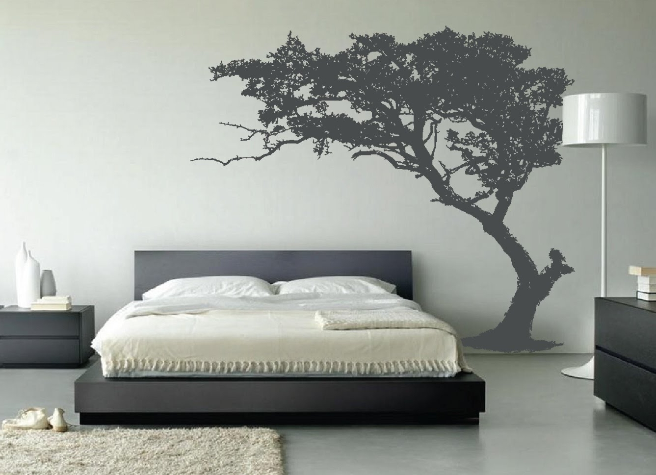 Bedroom Wall Decor~Bedroom Wall Decor Above Bed – Youtube Inside Favorite Over The Bed Wall Art (View 3 of 15)