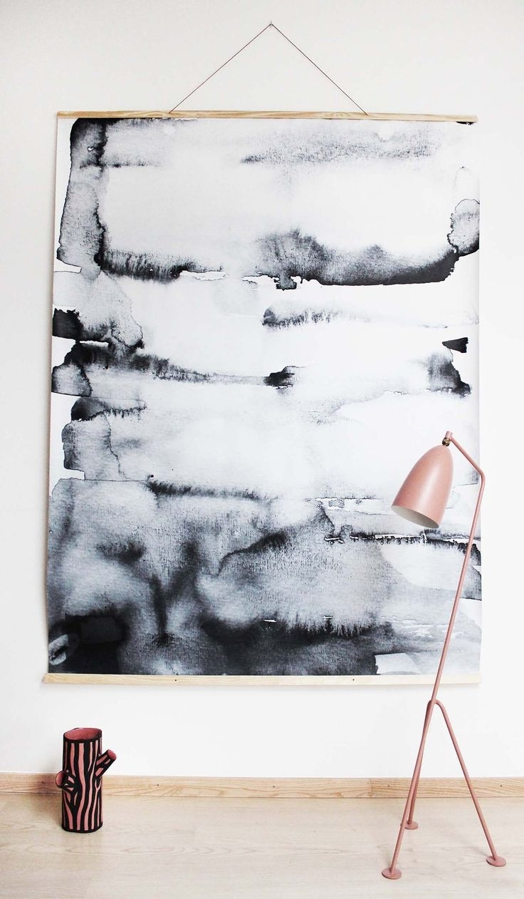 Best 25+ Hanging Canvas Ideas On Pinterest (View 4 of 15)