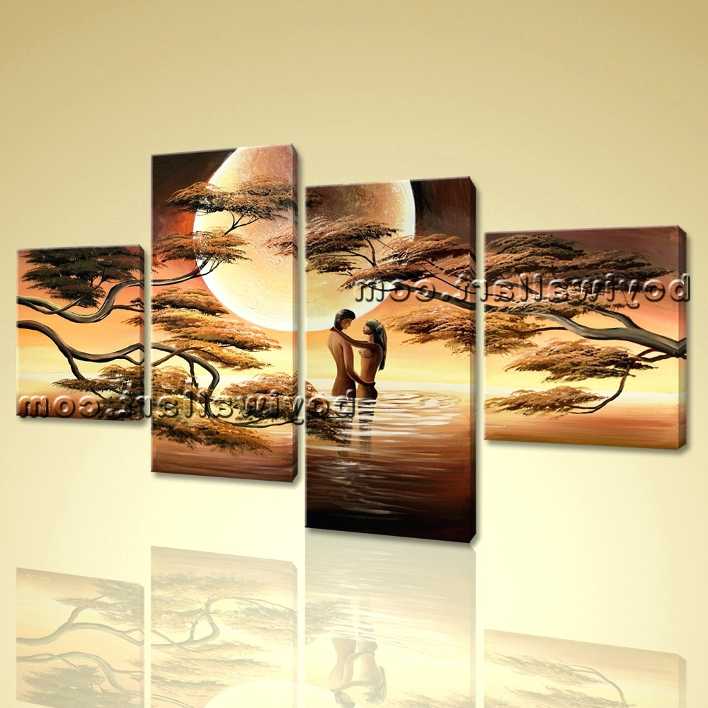 15 Collection of Abstract Wall Art Australia