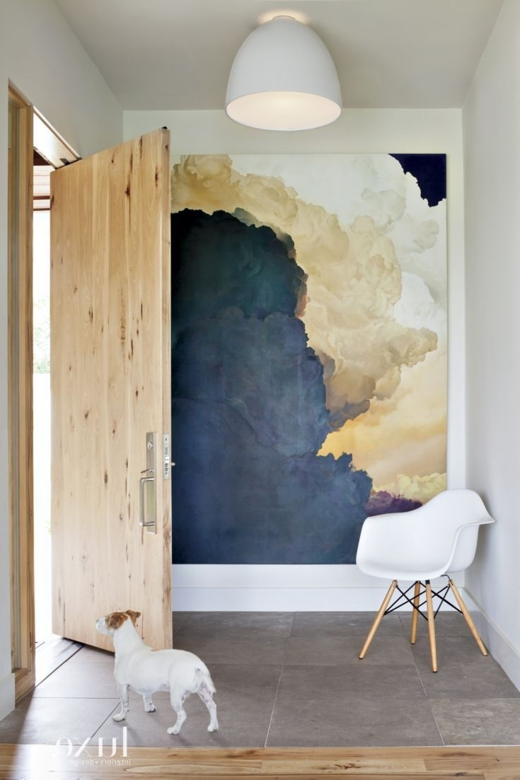Best And Newest ▻ Decor : 11 3D Wall Art For Contemporary Homes Abstract Wall Art Intended For Contemporary 3D Wall Art (View 5 of 15)