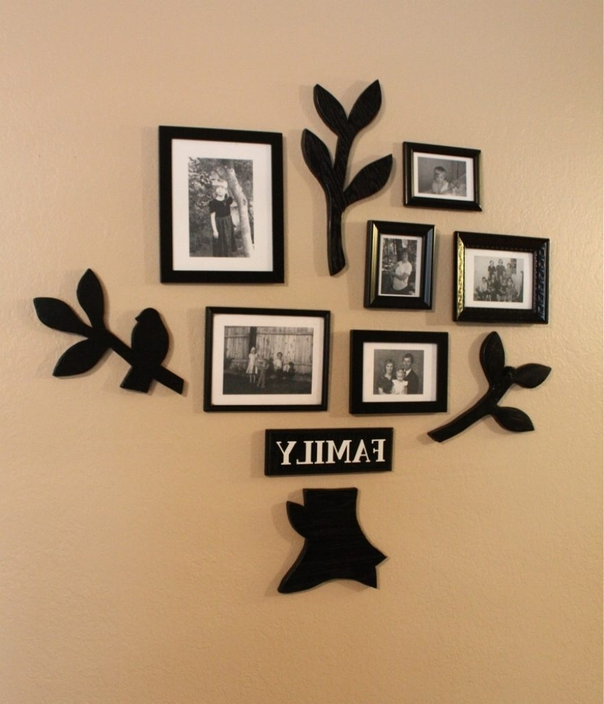 Best And Newest Family Wall Art Picture Frames Throughout Frame Awesome Family Wall Art Picture Frames 22 For Your Outdoor (View 3 of 15)