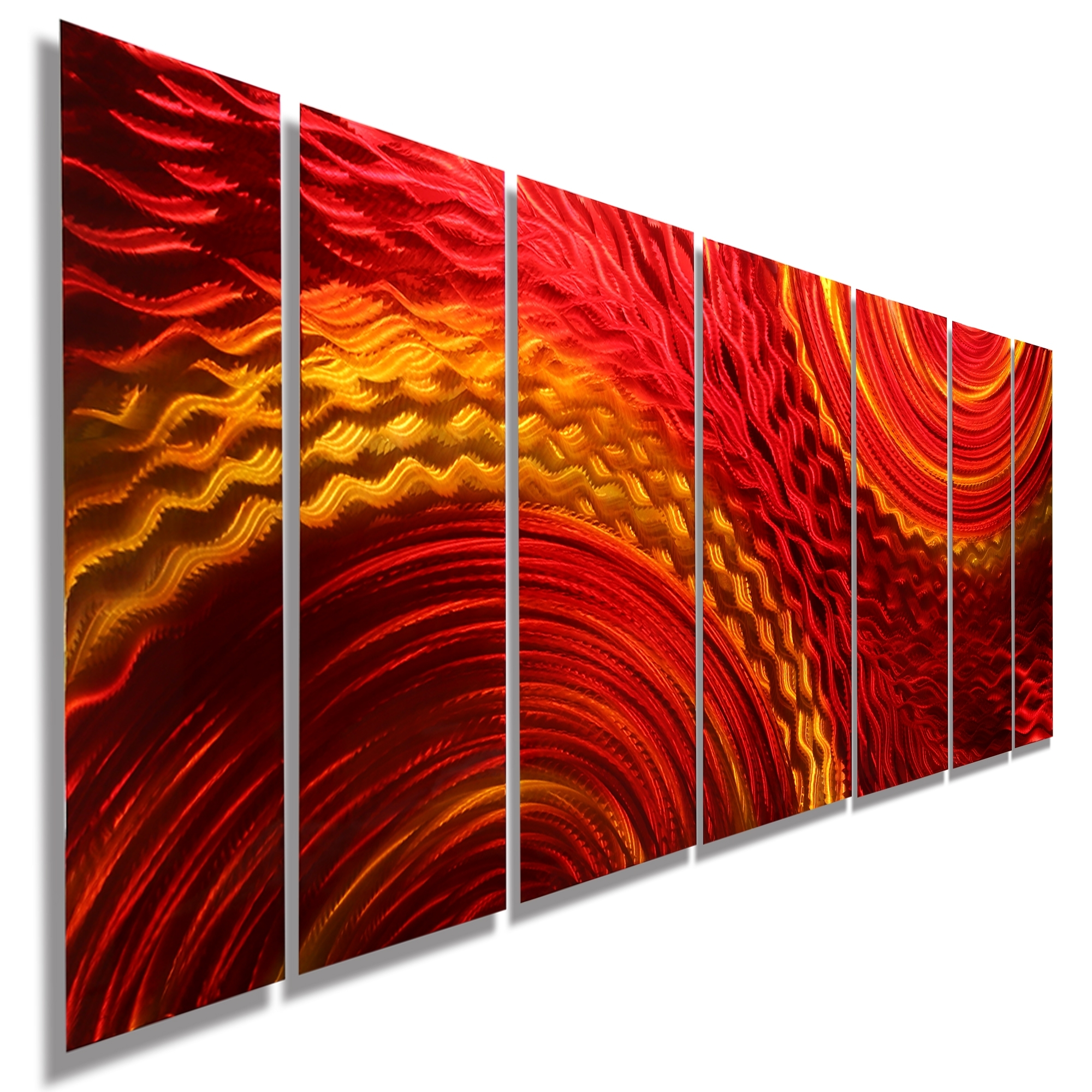 Best And Newest Home Decor: Alluring Abstract Metal Wall Art With Harvest Moods Xl Intended For Abstract Wall Art Australia (View 6 of 15)