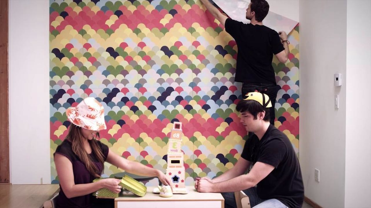 Best And Newest Pattern Wall Tiles X Blik On Vimeo With Regard To Blik Wall Art (View 2 of 15)