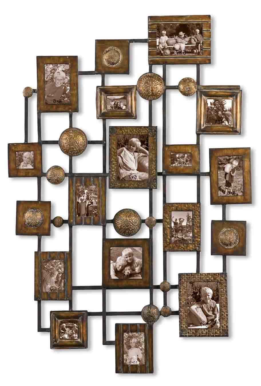 Best And Newest Uttermost Metal Wall Art In Uttermost Natane Decorative Metal Wall Art  (View 3 of 15)