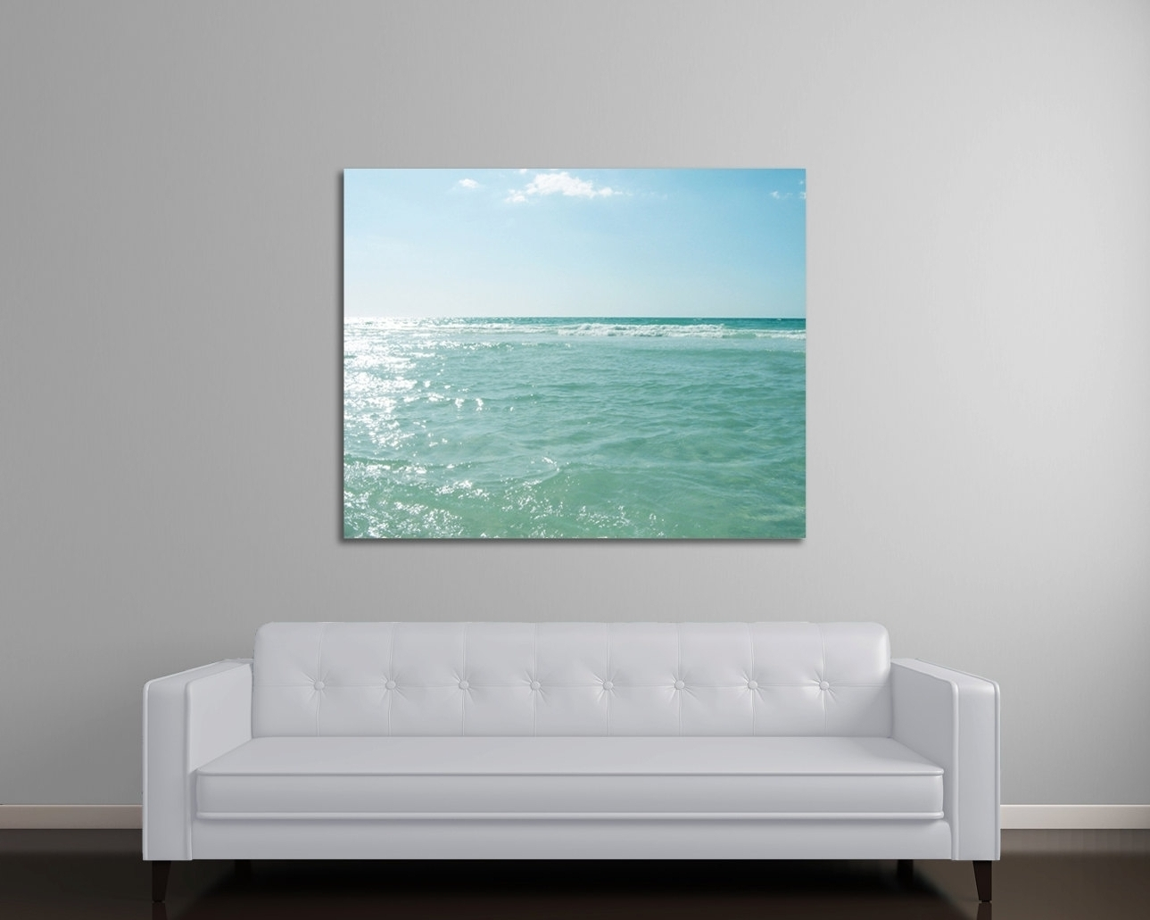 Best And Newest Wall Art: Extraordinary Beachy Wall Art Beach House Wall Decor To With Beach Cottage Wall Art (View 3 of 15)