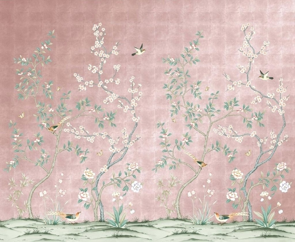Best And Newest Wall Arts ~ Chinoiserie Wall Art Chinoiserie Wall Art (View 1 of 15)