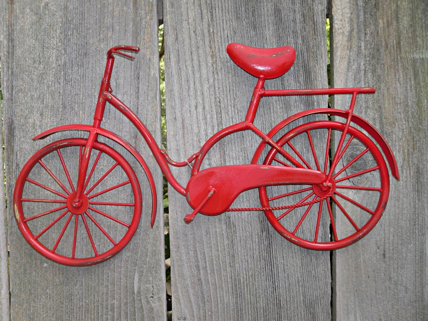 Bicycle Wall Art Decor Intended For Most Popular Metal Bicycle Wall Decor – Wall Decoration Ideas (View 3 of 15)