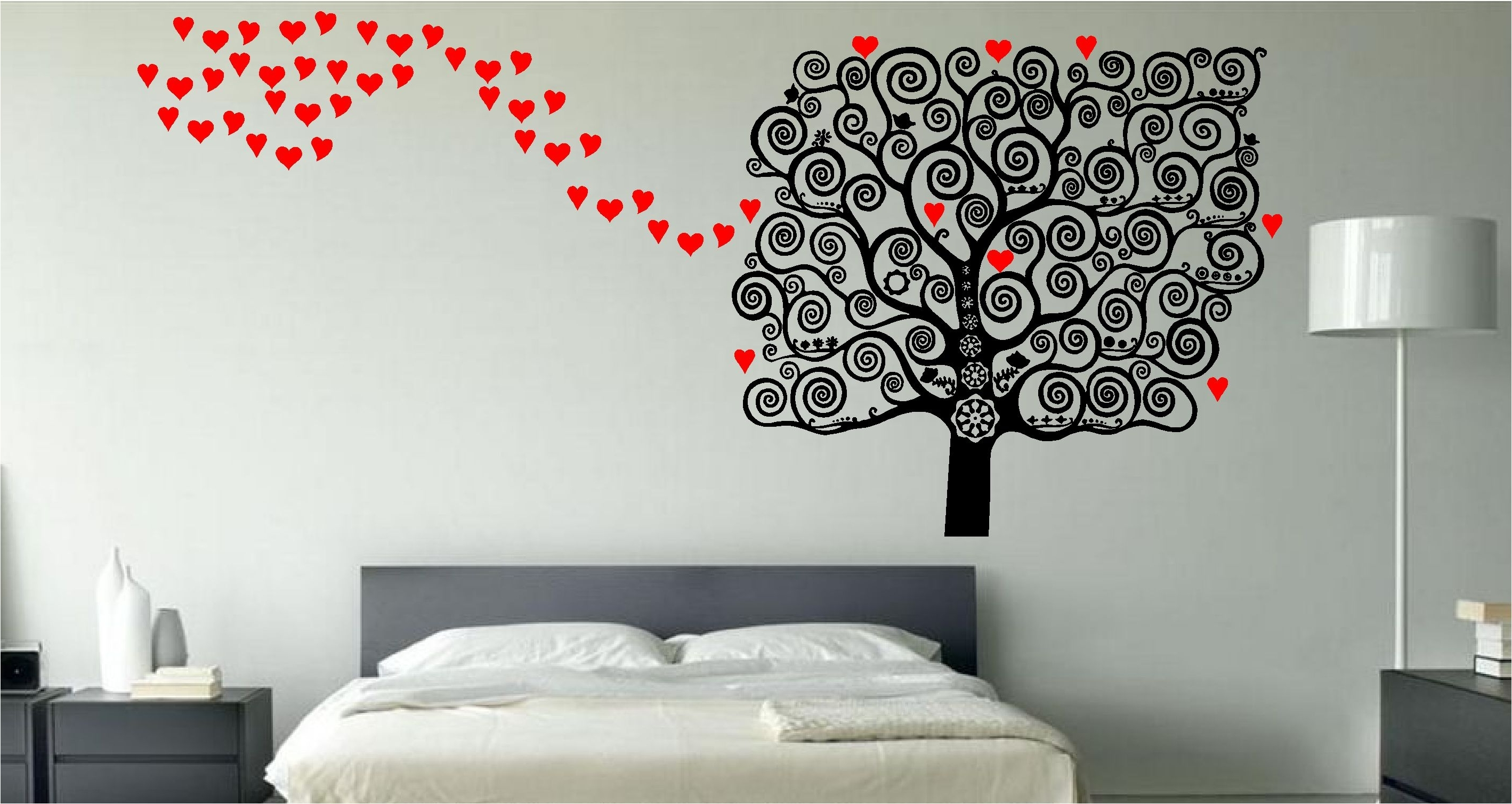 Big Cheap Wall Art With Recent Bedroom : Abstract Wall Art Metal Wall Art Decor Wall Art Decals (View 5 of 15)