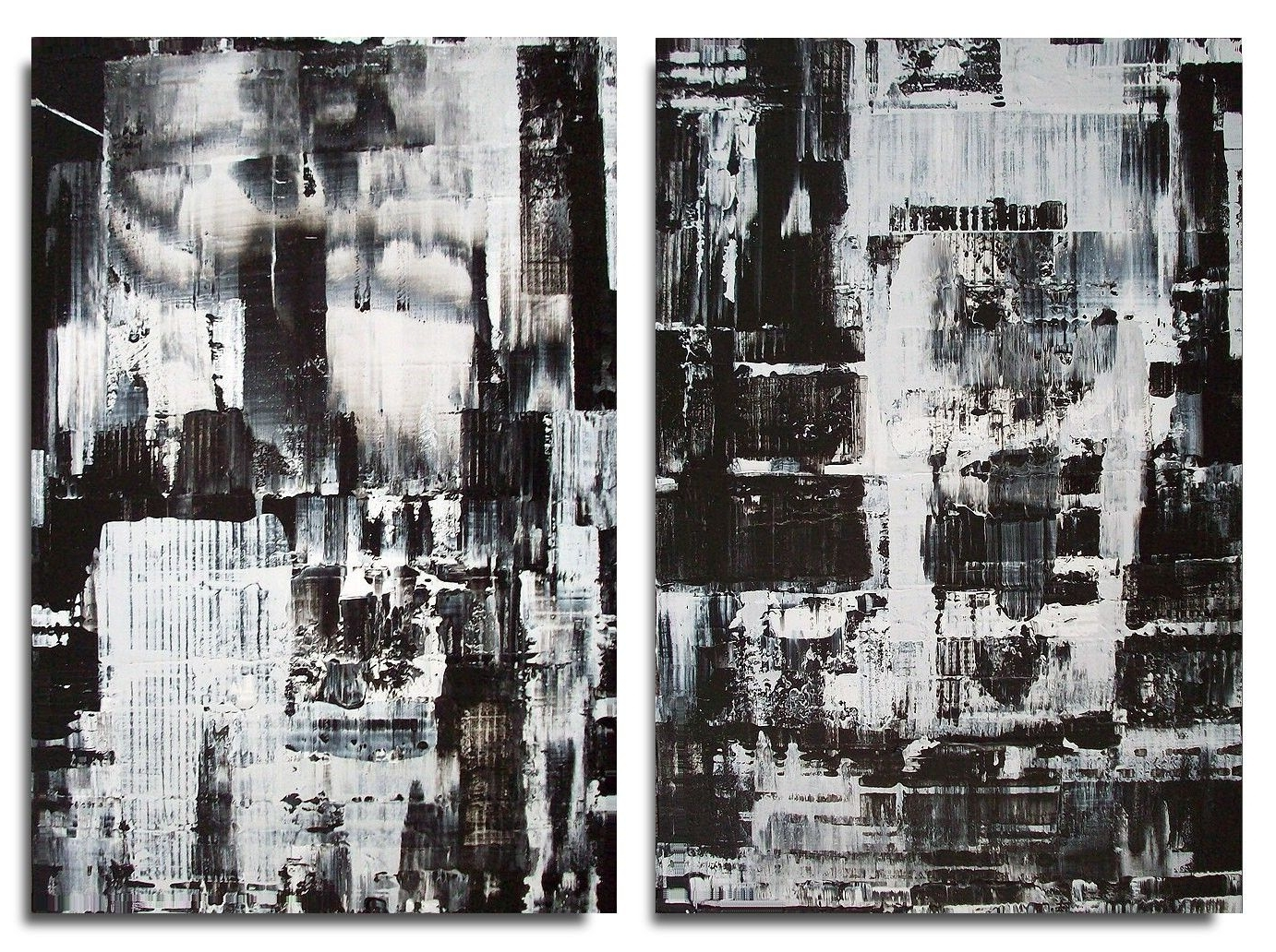 Black And White Abstract Wall Art For Trendy Download Black And White Abstract Wall Art (View 5 of 15)