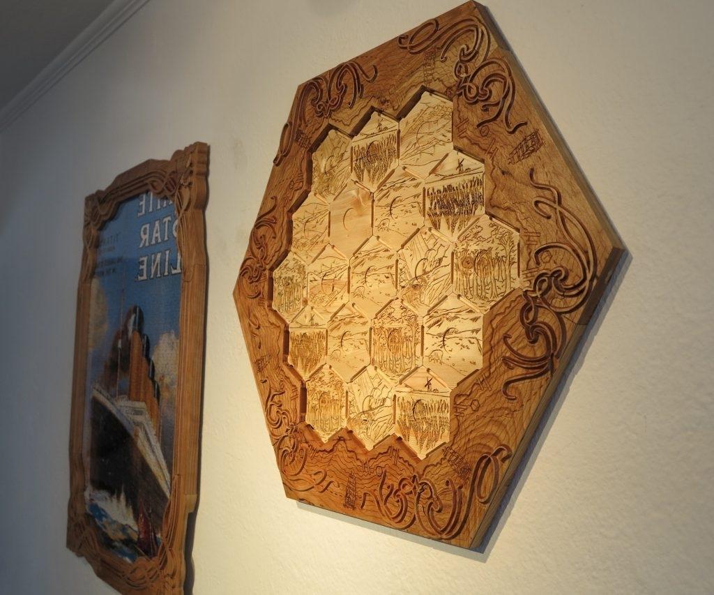 Board Game Wall Art In Popular Splendid Design Board Game Wall Art In Conjunction With (View 5 of 15)