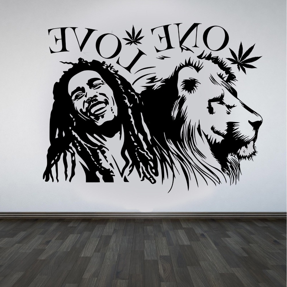 Explore Gallery of Bob Marley Wall Art (Showing 11 of 15 Photos)