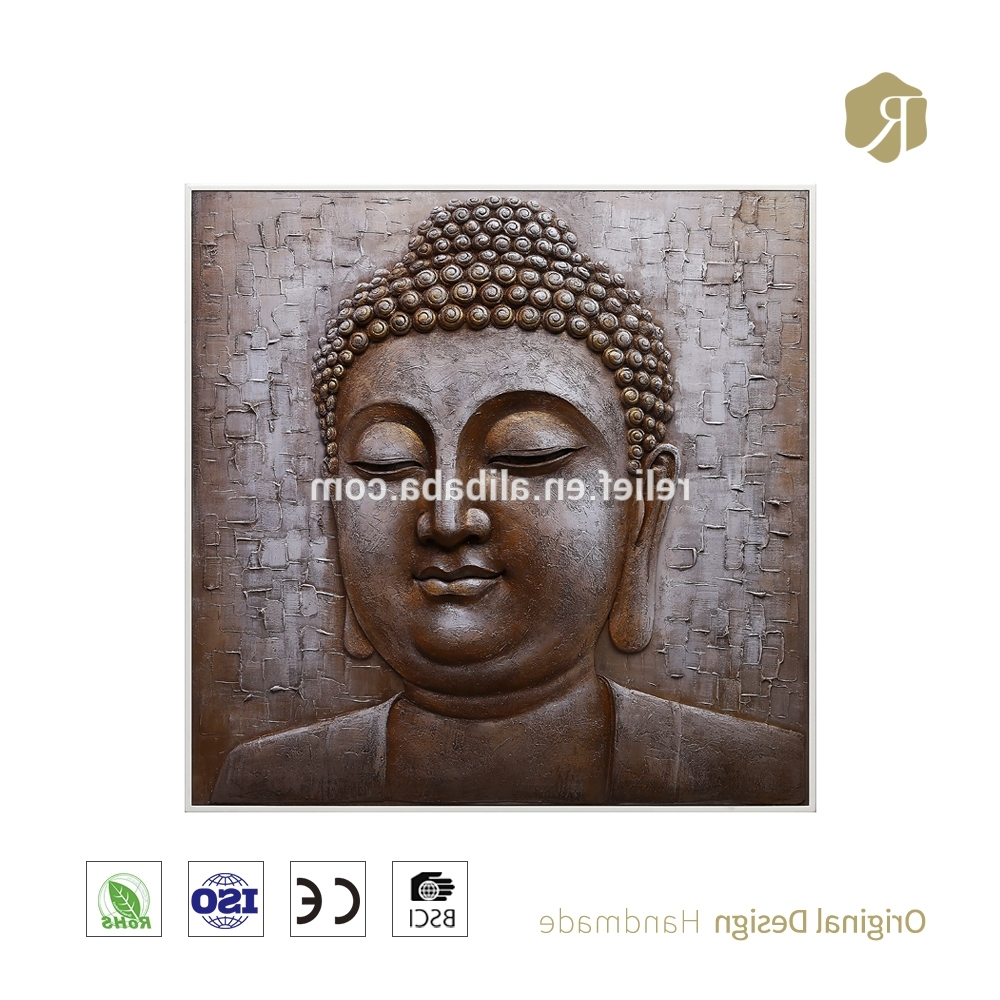 Buddha Wallpaper Wholesale, Wallpaper Suppliers – Alibaba With Regard To Latest 3D Buddha Wall Art (View 5 of 15)