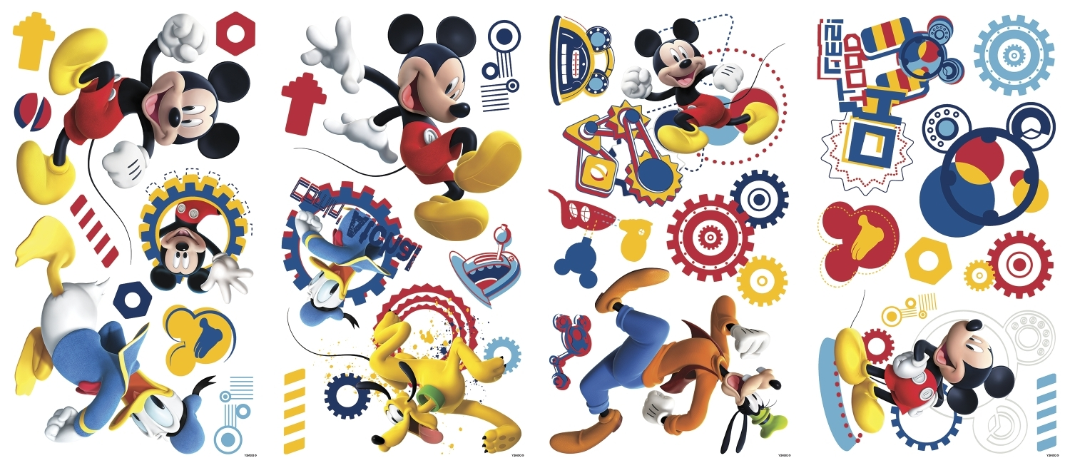 Caleydaniel Pte Ltd For Famous Mickey Mouse Clubhouse Wall Art (View 4 of 15)