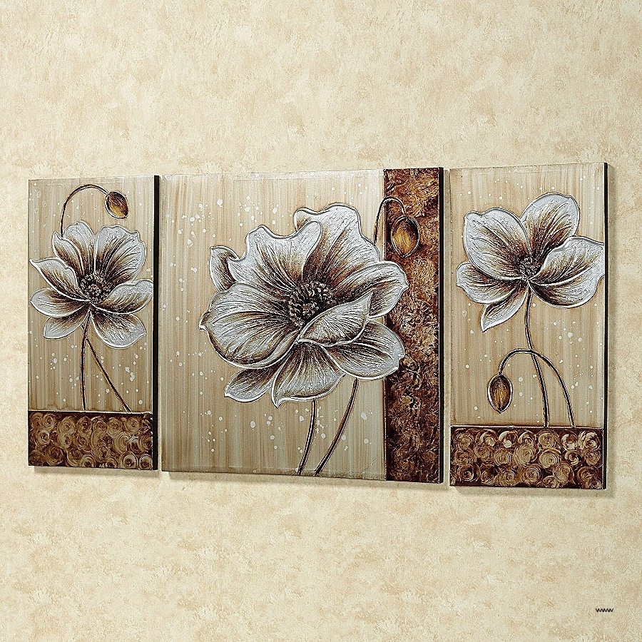 15 best collection of canvas wall art 3 piece sets for Set of three canvas paintings