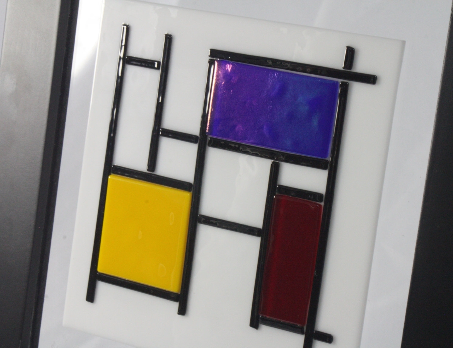 Cheap Fused Glass Wall Art Inside Well Known Fused Glass Wall Art Sea Glass Green (View 1 of 15)