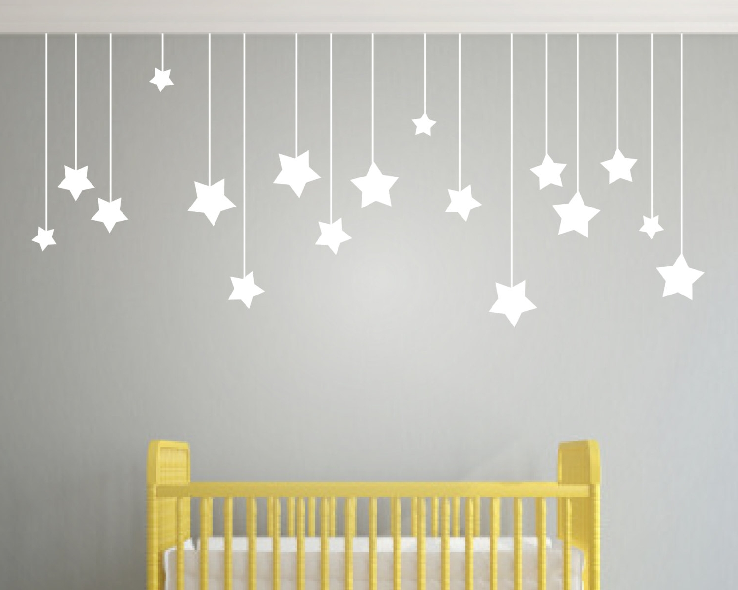 Childrens Wall Art – Nursery Decor – Wall Stickers Nursery – Kids Within Current Nursery Wall Art (View 1 of 15)