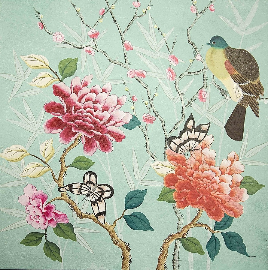 Chinoiserie Wall Art Throughout Recent Wall Art New Chinoiserie Wall Art Full Hd Wallpaper Pictures (View 7 of 15)