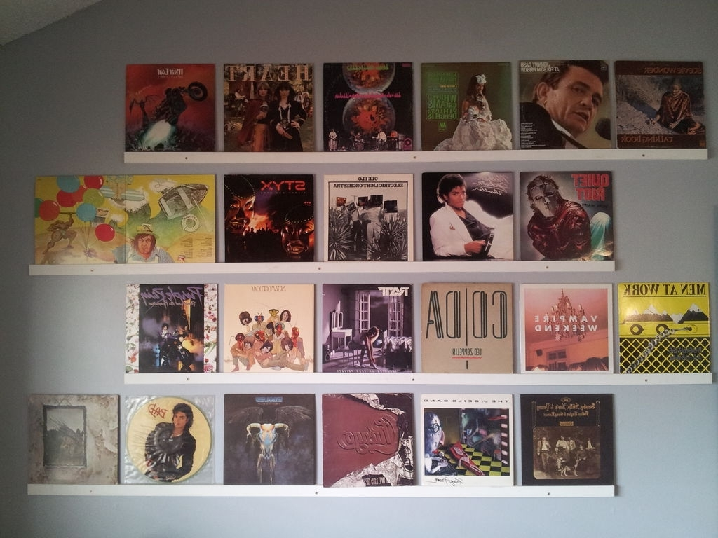 Classic, Cool And Sentimental Album Covers Inside Well Liked Album Cover Wall Art (View 7 of 15)