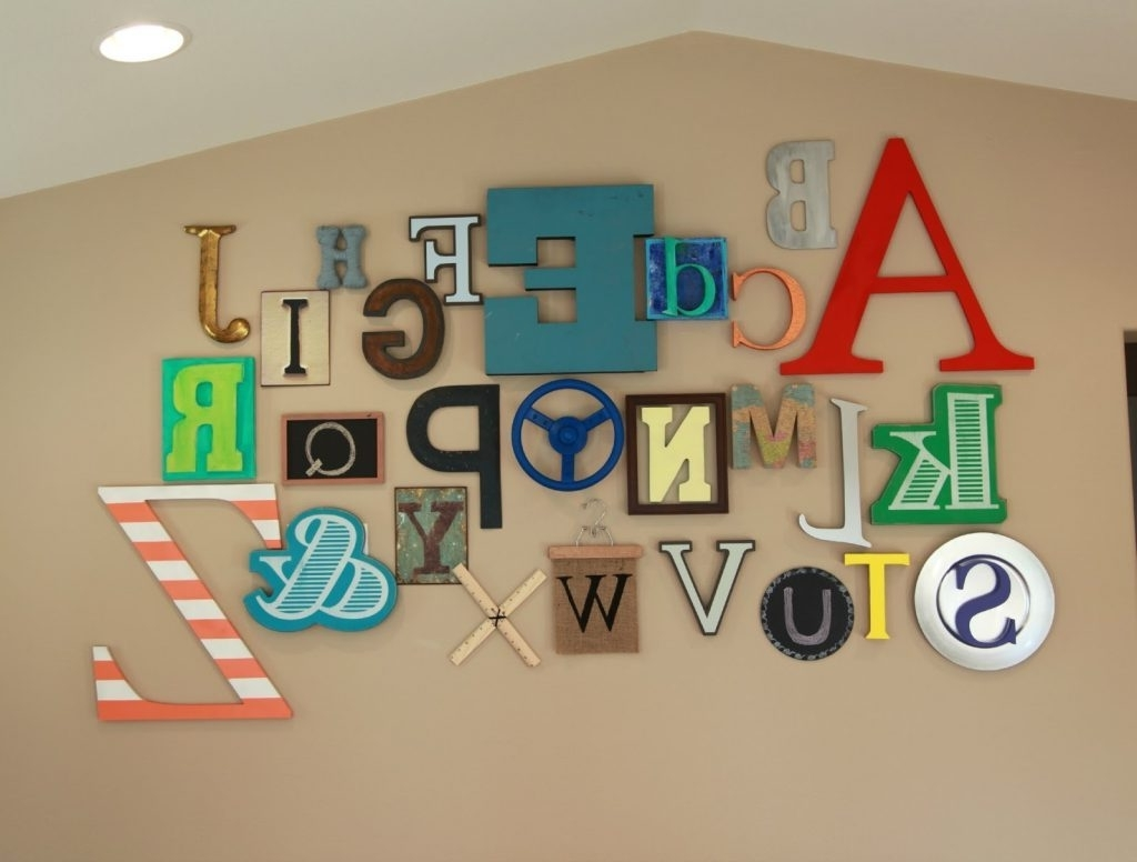 Clever Design Ideas Playroom Wall Art Or Elegant 30 With For Popular Playroom Wall Art (View 3 of 15)