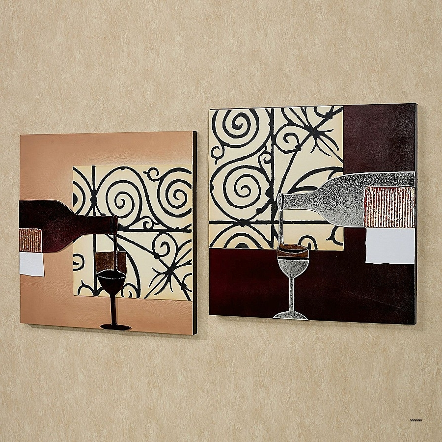 The best coffee bistro wall art for Kitchen cabinets lowes with metal wall art coffee theme