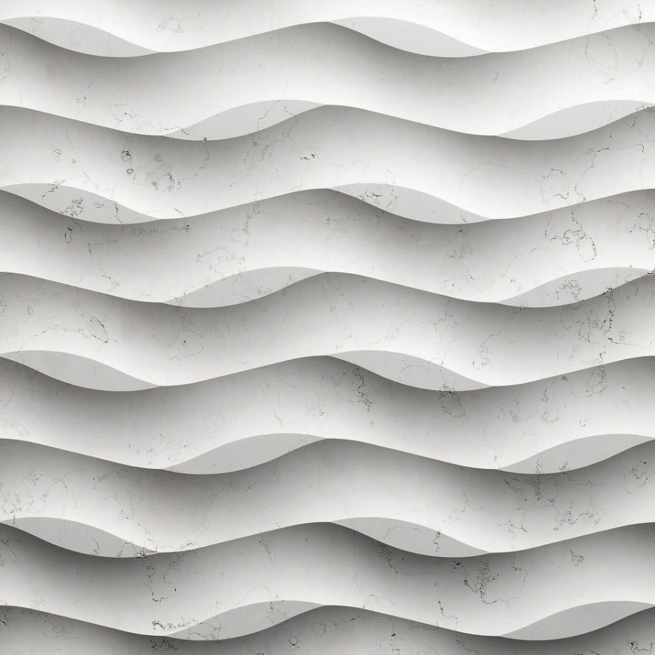Featured Photo of Waves 3D Wall Art