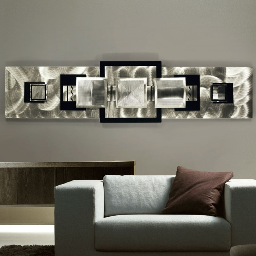 Contemporary Mirror Wall Art Throughout Most Popular Contemporary Mirror Wall Decor : Metal Mirror Wall Decor (View 3 of 15)