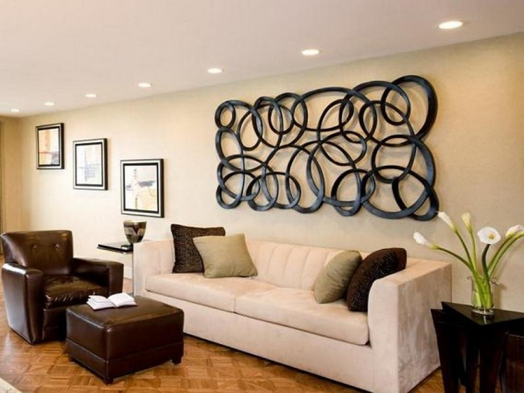 Contemporary Oversized Wall Art With Well Known Oversized Wall Decor (View 7 of 15)