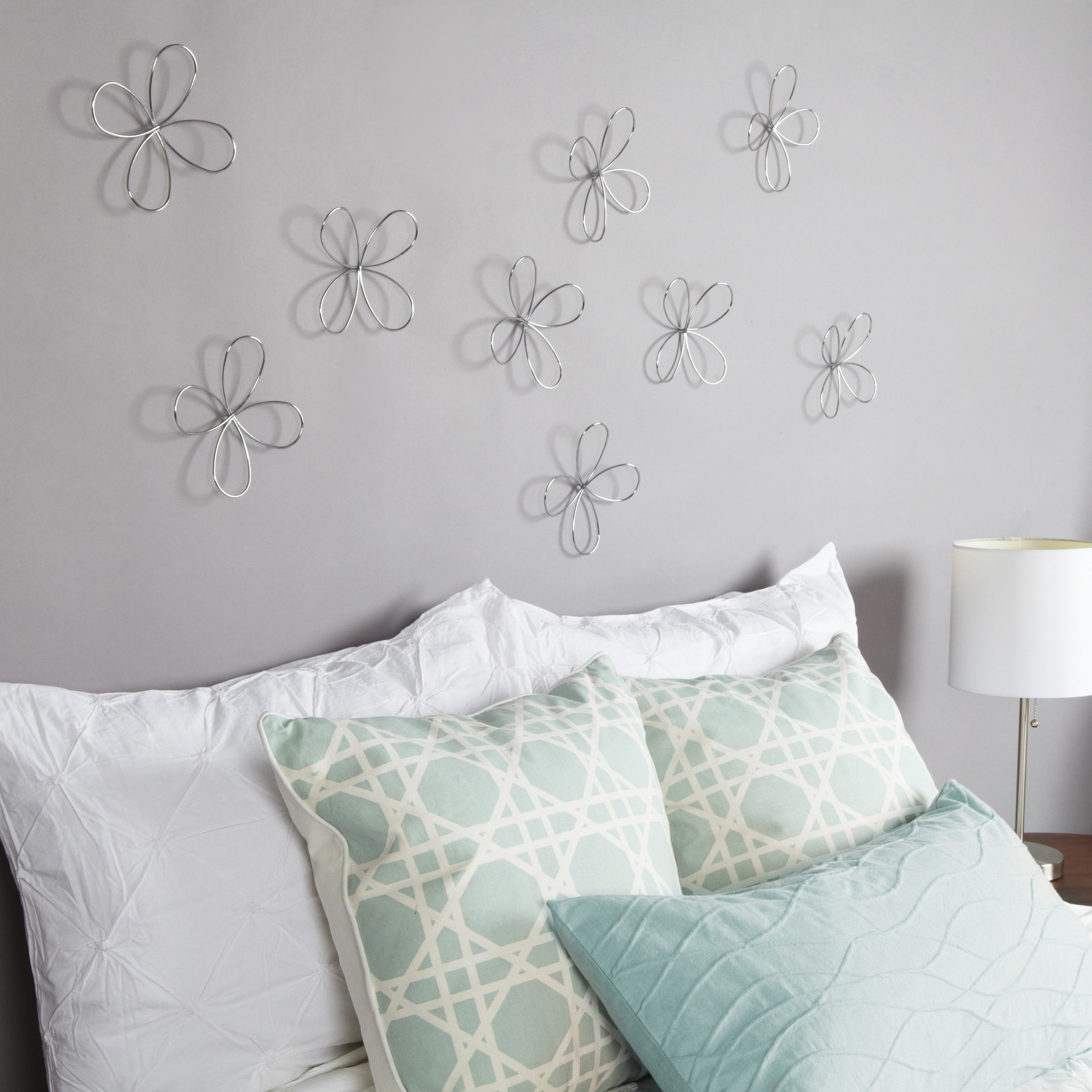 Cool Design Umbra Wall Decor India Flowers Adhesives Canada Leaves With Current Umbra 3D Wall Art (View 1 of 15)