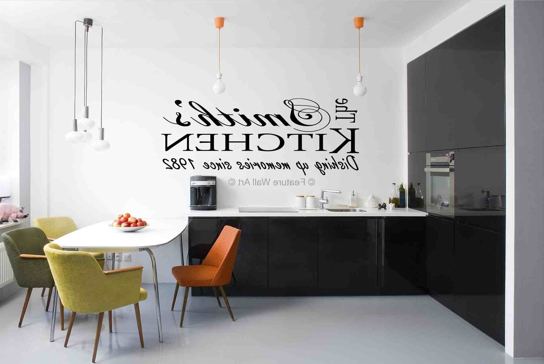 Cool Kitchen Wall Art With Regard To Most Recently Released Cool Kitchen Wall Art – Homedesignlatest (View 13 of 15)